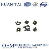 OEM balustrade en métal Moulage de précision des pièces dans l'industrie des fournisseurs de chemins de fer