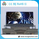 Écran extérieur économiseur d'énergie de l'Afficheur LED P4 pour la publicité