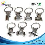 porte-clés en alliage de zinc de boucle principale de chaîne principale de trousseau de clés de logo de véhicule en métal 3D pour la BMW