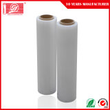 LLDPE Ultra Thin film estirable de envoltura de la mano transparente de 18 pulg.