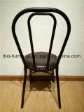 Оптовый стул кафа утюга с кожаный валиком