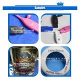 Маркировка лазера пробки металла СО2 для стекла пластмассы кожи ткани