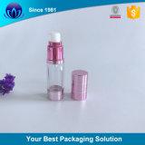 15/30/50ml vazio de frasco dispensador para cuidados com a pele amostra grátis