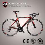 Bicicleta Shimano Tiagra 4700 da estrada da fibra do carbono da bicicleta bicicleta de 20 velocidades