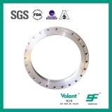 flangia dell'anello dell'acciaio inossidabile 316L per la riga del tubo