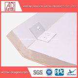 Le granit Pierre anticorrosion haute rigidité des panneaux en aluminium de placage Honeycomb pour plafonds/ soffite/ REVETEMENT DE TOIT