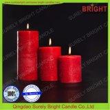 Pilar esmerilado de velas artesanales velas