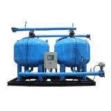 Filtro dal carbonio attivato trattamento preparatorio dell'impianto di per il trattamento dell'acqua