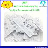 Imperméable souple UHF RFID longue portée Lessive balise avec échantillon gratuit