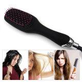 Hacer un peinado de iones de secado de cabello peine eléctrico