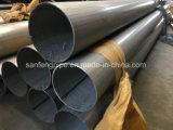 Grosser Hersteller-bester/niedrigster Preis-hochfestes rostfreies rundes Stahlgefäß/Rohr