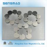 Постоянный спеченный магнит цилиндра алника