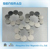 Permanenter gesinterter Alnico-Zylinder-Magnet