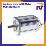 Motor de la C.C. del cepillo de la velocidad clasificada 1500-7500 para la industria