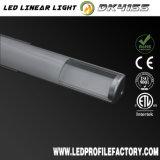 Dk4155 LED Streifen-Profil-Diffuser- (Zerstäuber)deckel-Montage-Kanal