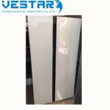 Réfrigérateur simple horizontal de porte d'énergie solaire de C.C de qualité