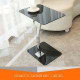 유리제 코너 테이블 측 테이블 작은 테이블