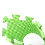 Couvre-tapis de puzzle de couvre-tapis de mousse d'EVA de certificat de la CE de couvre-tapis de jeu non-toxique