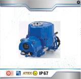 Methoden-Kugelventil des China-Fertigung-elektrisches Stellzylinder-3