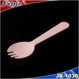 Gâteau en plastique coloré Spork de Jx1030 picoseconde employé couramment
