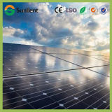 110W mono cristallin pour panneau solaire PV solaire Système d'éclairage de rue