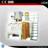 PVC力のプラスチック混合機械、SRL 500/1000のプラスチック混合機械