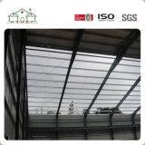 国際的な品質の証明のプレハブの鉄骨構造の倉庫