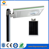 LED 8 W intégré du système solaire de lumière solaire de jardin avec certificat CE