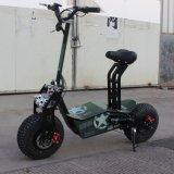 Possedere il motorino elettrico pieghevole fuori strada 1600W di mobilità di nuovo disegno di brevetto