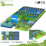 Weicher Unterhaltungs-Spiel-Innenpark, StandardDodgeball Trampoline-Park