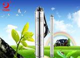 Kupferner Edelstahl-elektrische versenkbare Bohrloch-Wasser-Pumpe