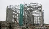 Edificio pre dirigido de acero del marco de la alta subida con la estructura de Lattic