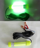 COB 20W AC DC 12V LED Green Fishing Light Fishing Lure Lighting Attracting Fish Lamps 6m Cable
