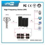 Dreiphasenlärmarme Online-HochfrequenzuPS 10k-30kVA