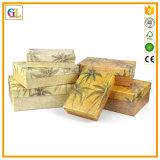 Caja de regalo Papel personalizado OEM / caja de embalaje de papel