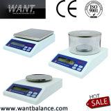 Balance de pesée de densité 10 kg 0,1 g