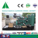 Jinlong 320kw Cumminsのディーゼル無声発電機