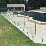 Railing Spigot SS304 316 стеклянные/загородка/стеклянная балюстрада для палубы или бассеина
