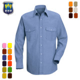 Nouveau design 100% Coton T-shirt respirable de sécurité du travail