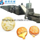 Strumentazione completamente automatica di fabbricazione di biscotti