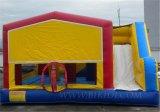 Grado comercial Combo de inflables, castillos hinchables de Salto (B3071)