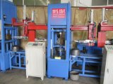 LPG 가스통 제조 설비를 위한 소켓 용접 기계