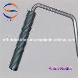 10 mm de diamètre 75mm de longueur des rouleaux en spirale en acier