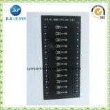 Qualitäts-Silk Bildschirmausdruck-elektrische Einheit-selbstklebende Panels (jp-np005)