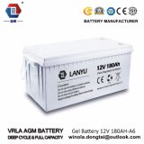 Bateria selada do UPS da bateria acidificada ao chumbo 12V 180ah