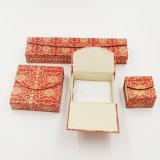 Caixa de empacotamento do presente novo do papel revestido do estilo para a jóia (J22-E2)