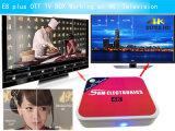 Новая самая горячая коробка Amlogic S912X 2.4G 5.8g WiFi IPTV