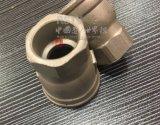Edelstahl-Kolben-Schweißens-passende Kupplung-Reduzierstück-Kontaktbuchse mit einem Band versehen