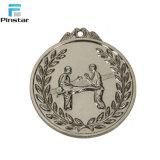 Elegante Artesanía Pinstar de metal personalizados hechos a mano por la medalla de Deportes de la medalla de metal
