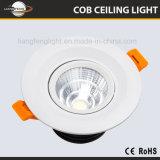 工場価格アルミニウム7W LEDスポットライトDownlight